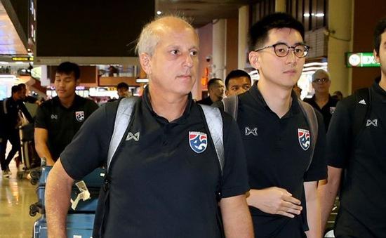HLV U23 Thái Lan từ chức sau loạt giải đấu thất bại