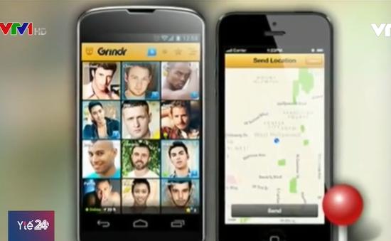 Các ứng dụng hẹn hò làm gia tăng bệnh lây qua đường tình dục