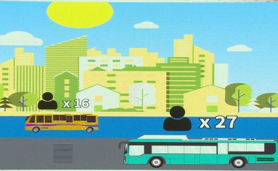 TP. HCM phát triển xe buýt điện thông minh