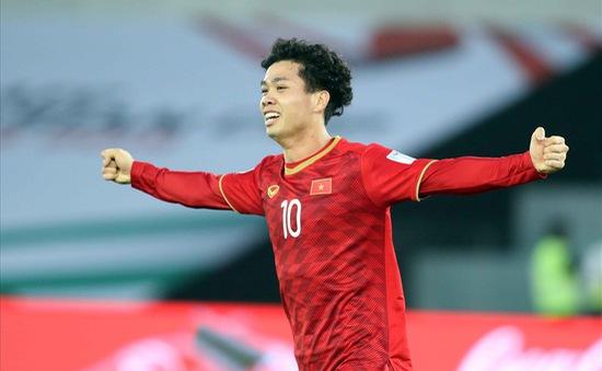 9 cầu thủ Việt từng sút tung lưới đội bóng UAE, Công Phượng, Tuấn Anh, Huy Hùng còn cơ hội!