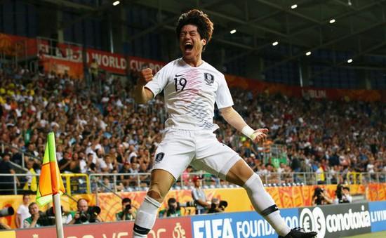 U20 Hàn Quốc lập kỳ tích vào chung kết FIFA U-20 World Cup