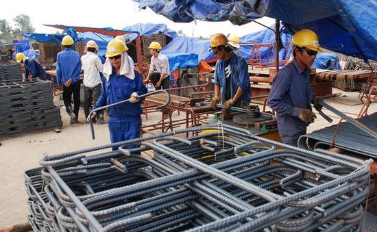 Vật liệu xây dựng tăng giá mạnh
