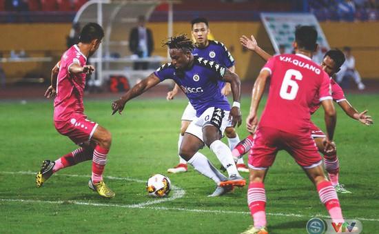 Lịch trực tiếp Wake-up 247 V.League 1-2019 hôm nay (13/6): CLB Hà Nội - CLB Sài Gòn, CLB Quảng Nam - B.Bình Dương