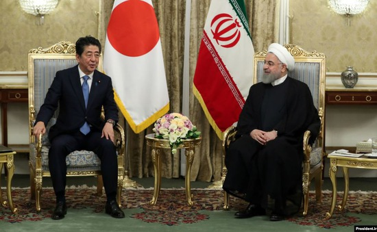 Nhật Bản kêu gọi Iran đóng vai trò xây dựng tại Trung Đông