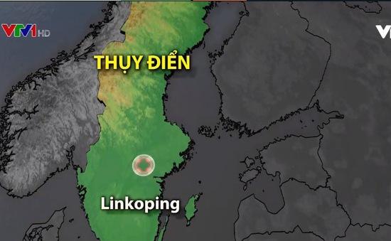 Thụy Điển phát hiện đồ vật khả nghi tại Linkoping