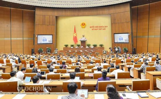 88,64% đại biểu Quốc hội tán thành thông qua Luật Kiến trúc