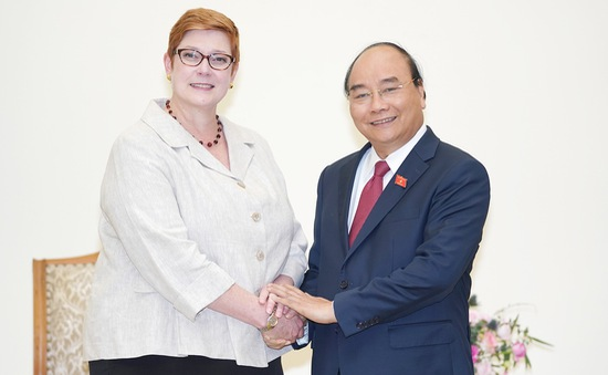Việt Nam - Australia chia sẻ nhiều lợi ích chiến lược