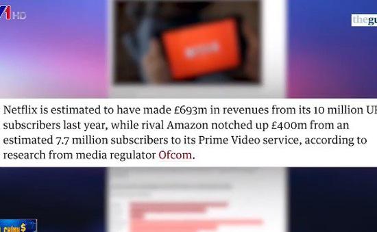 Cuộc chiến giữa các nền tảng truyền tải video trực tuyến tại Anh