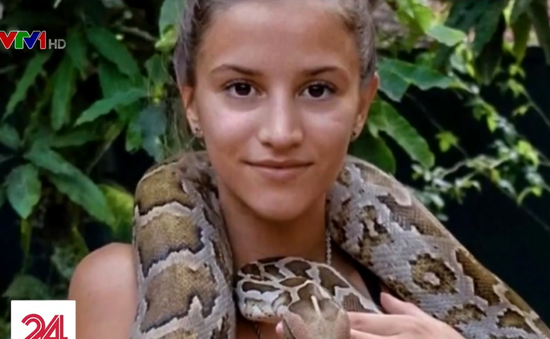 Hành trình khám phá 196 quốc gia của cô gái 21 tuổi