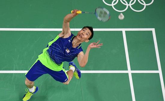 Huyền thoại cầu lông Malaysia Lee Chong Wei tuyên bố giải nghệ