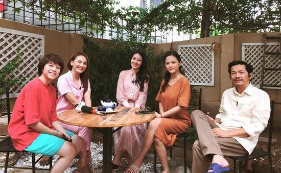 """Ghé thăm nhà của 4 bố con ông Sơn """"Về nhà đi con"""" (9h15, VTV2)"""