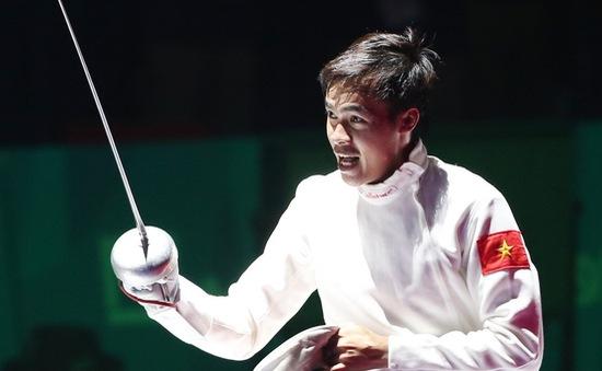 Nguyễn Tiến Nhật giành HCĐ Giải đấu kiếm vô địch châu Á 2019