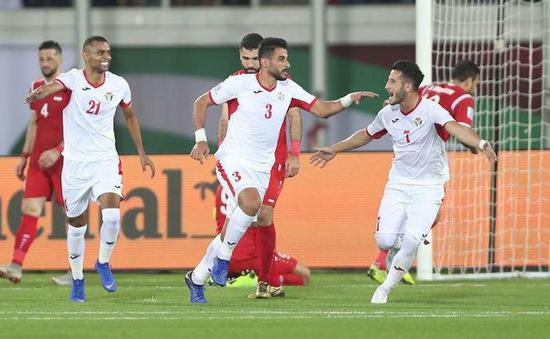 Thắng Indonesia 4-1, Jordan vào nhóm hạt giống số 2