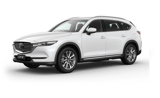 Mazda CX-8 sẽ ra mắt ngày 22/6
