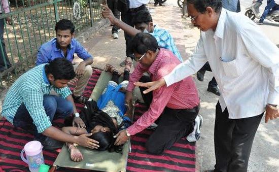 Gần 50 người tử vong do nắng nóng gay gắt ở Ấn Độ