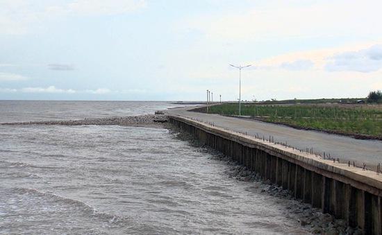 ĐBSCL chống xói lở bờ biển sau Nghị quyết 120