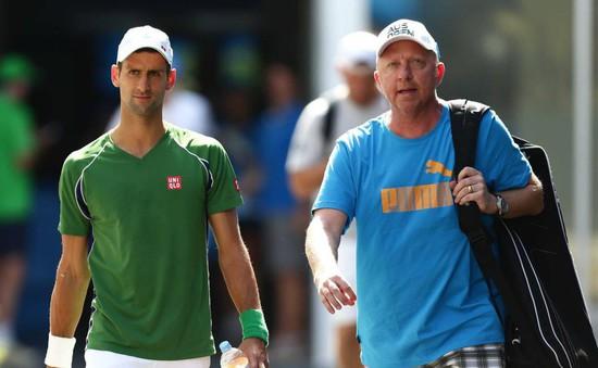 Huyền thoại Boris Becker: Djokovic đủ sức vượt Federer