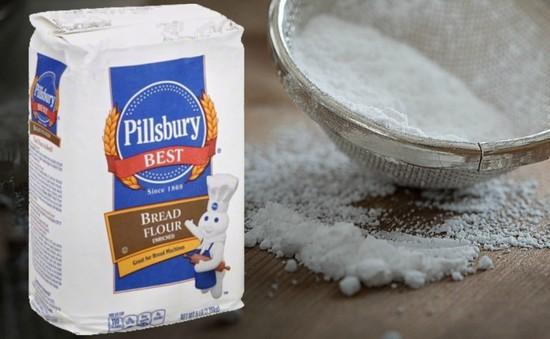 Hơn 10 bang ở Mỹ thu hồi bột bánh mỳ Pillsbury do nghi nhiễm khuẩn E.Coli