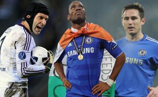 """Nếu Lampard đến Chelsea, """"bộ tứ siêu đẳng"""" sẽ hội ngộ?"""
