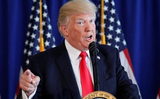 """Tổng thống Trump cam kết """"xây dựng nước Mỹ lớn mạnh hơn nữa"""""""