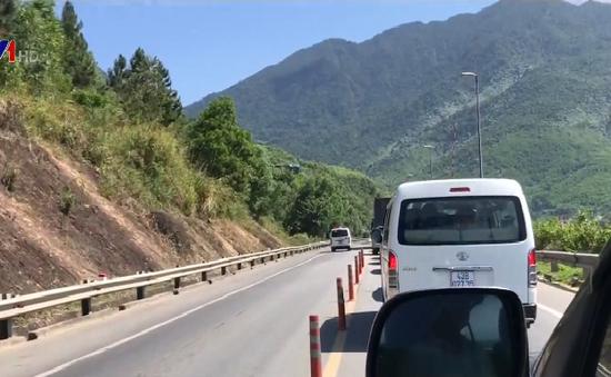 Giải quyết tình trạng ùn tắc, tai nạn tại hầm đường bộ Hải Vân