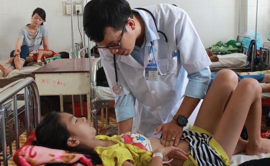 Nguy cơ gia tăng bệnh sốt xuất huyết tại Tây Nguyên
