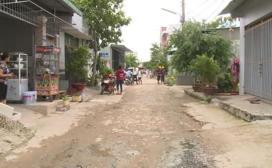 Cần Thơ đã khắc phục tình trạng ngập nghẹt tại khu dân cư 7-13