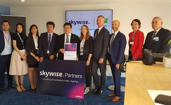FPT cùng Airbus hợp tác chuyển đổi số cho ngành hàng không