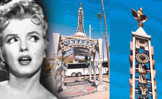 Tượng Marilyn Monroe bị trộm khỏi Đại lộ Danh vọng Hollywood