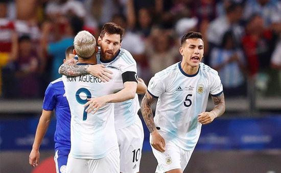 "Copa America 2019: Lionel Messi ghi bàn, Argentina hòa ""thót tim"" trước Paraguay"