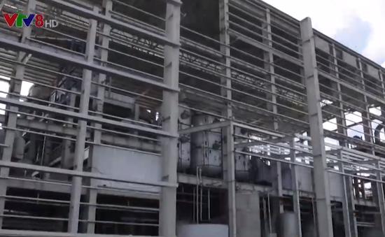 Xử lý vụ thi công Nhà máy nghìn tỷ không phép gây chết người.