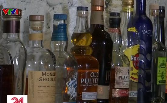 Các nhà khoa học Anh nghiên cứu hợp chất thay thế rượu