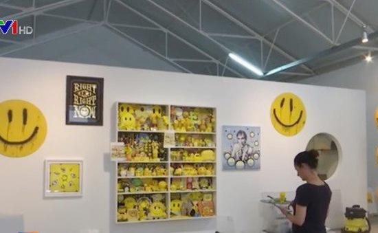 Triển lãm biểu tượng mặt cười tại Bồ Đào Nha