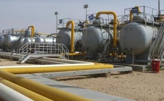 Nhiều đường ống dẫn dầu ngoài khơi của Syria bị phá hoại