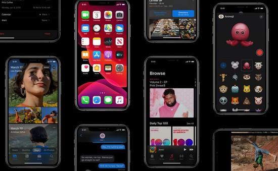 Apple trình làng iOS 13 beta, bạn đã cập nhật chưa?