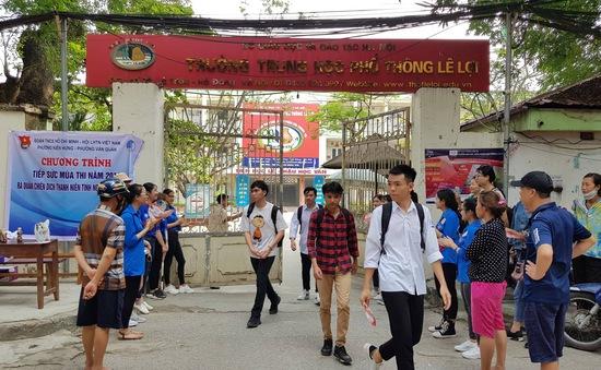 14 điểm có thể nộp hồ sơ vào Đại học Kiến trúc Hà Nội