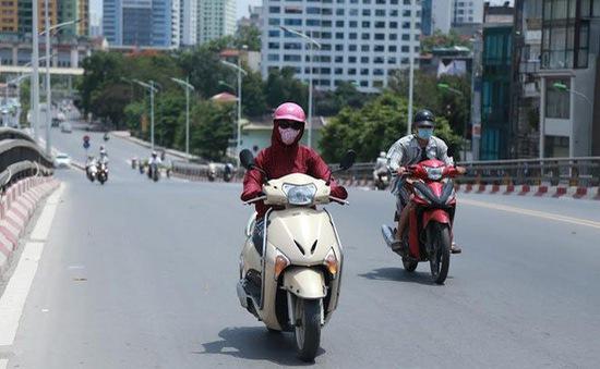 Nắng nóng quay trở lại Bắc Bộ, Hà Nội hôm nay lên tới 37 độ C