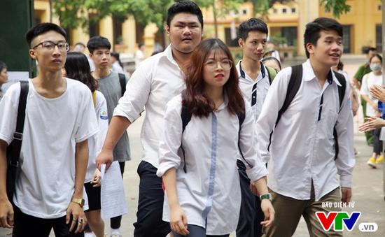 Điểm chuẩn 2019 của nhiều trường đại học dự kiến tăng