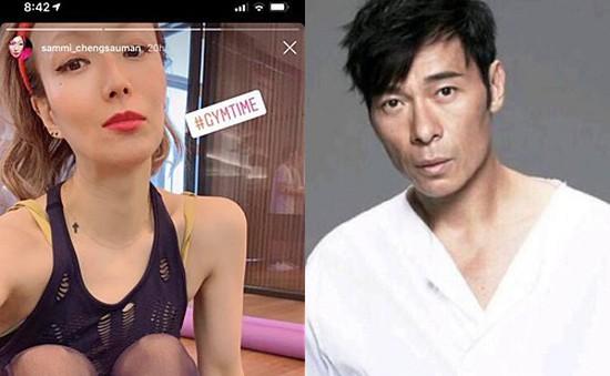 Sau bê bối ngoại tình, Hứa Chí An đi tập gym với vợ, Á hậu Hong Kong hết cửa quay lại ngành giải trí