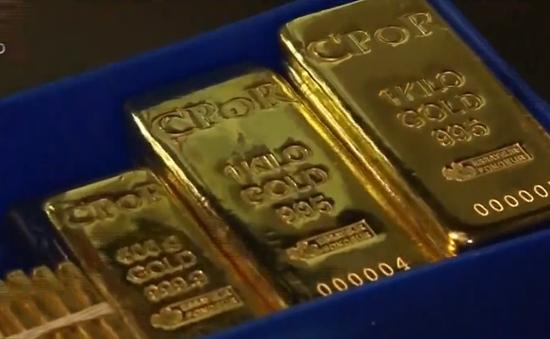 Giá vàng châu Á quay đầu giảm, giá vàng trong nước bất ngờ đảo chiều