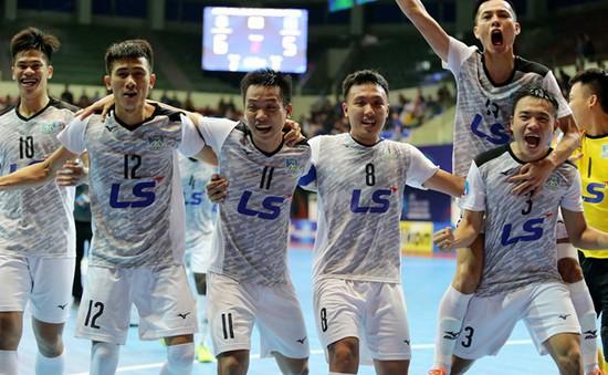 Bốc thăm VCK giải futsal CLB châu Á 2019: Thái Sơn Nam tái ngộ đối thủ cũ
