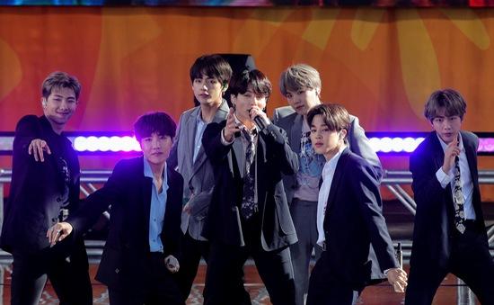 BTS lập thêm kỷ lục Guinness