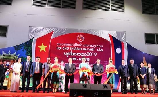 80 doanh nghiệp Việt tham gia Hội chợ Thương mại Việt - Lào 2019