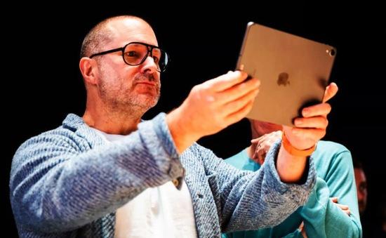 Giám đốc thiết kế Jony Ive đáng giá như thế nào với Apple?