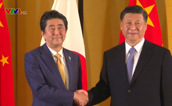 Trung Quốc và Nhật Bản thúc đẩy quan hệ song phương
