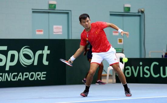 Davis Cup 2019: ĐT quần vợt Việt Nam vô địch nhóm III