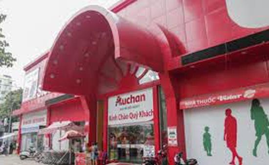 Saigon Co.op tiếp quản toàn bộ hệ thống siêu thị Auchan