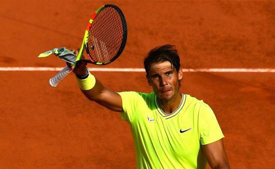 Vượt qua Londero, Nadal có lần thứ 13 góp mặt tại tứ kết Pháp mở rộng