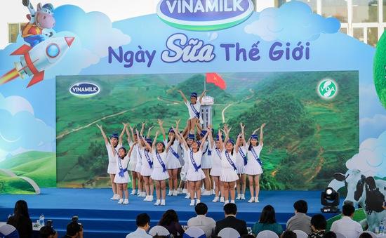 """Việt Nam hưởng ứng Ngày Sữa thế giới 2019 với chủ đề """"Niềm vui uống sữa ở trường"""""""