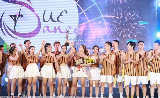 Đội Due Dance xuất sắc giành ngôi vị quán quân cuộc thi Flashmob 2019 - Sóng tuổi trẻ